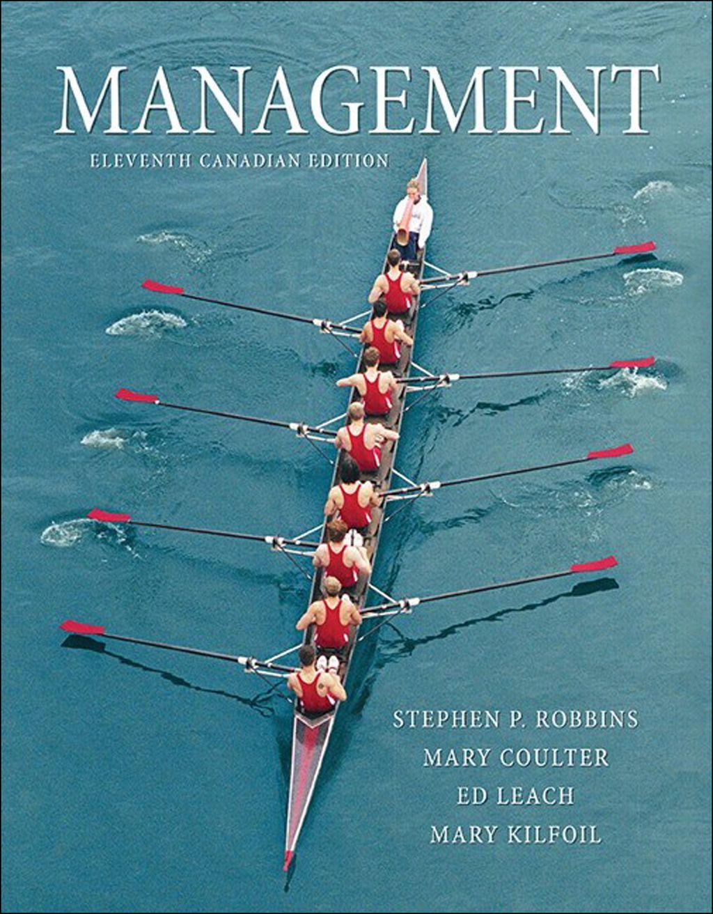 Management Eleventh Canadian Edition (eBook Rental
