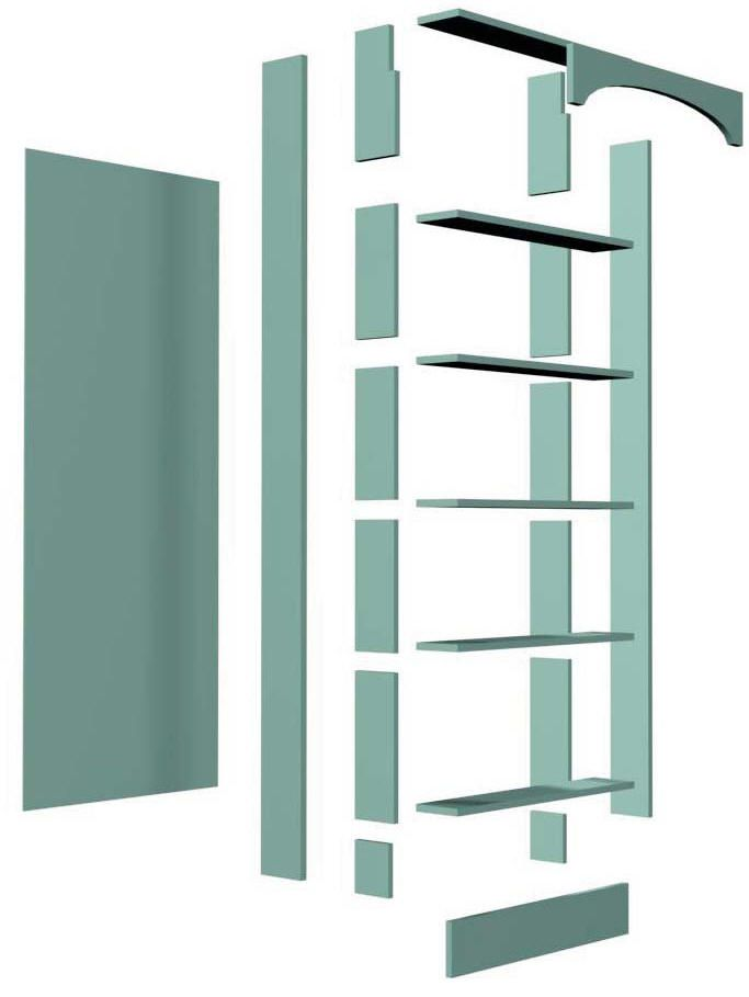 Hidden Bookcase Door Plans Nov 13 2012 I Honestly Would Need To