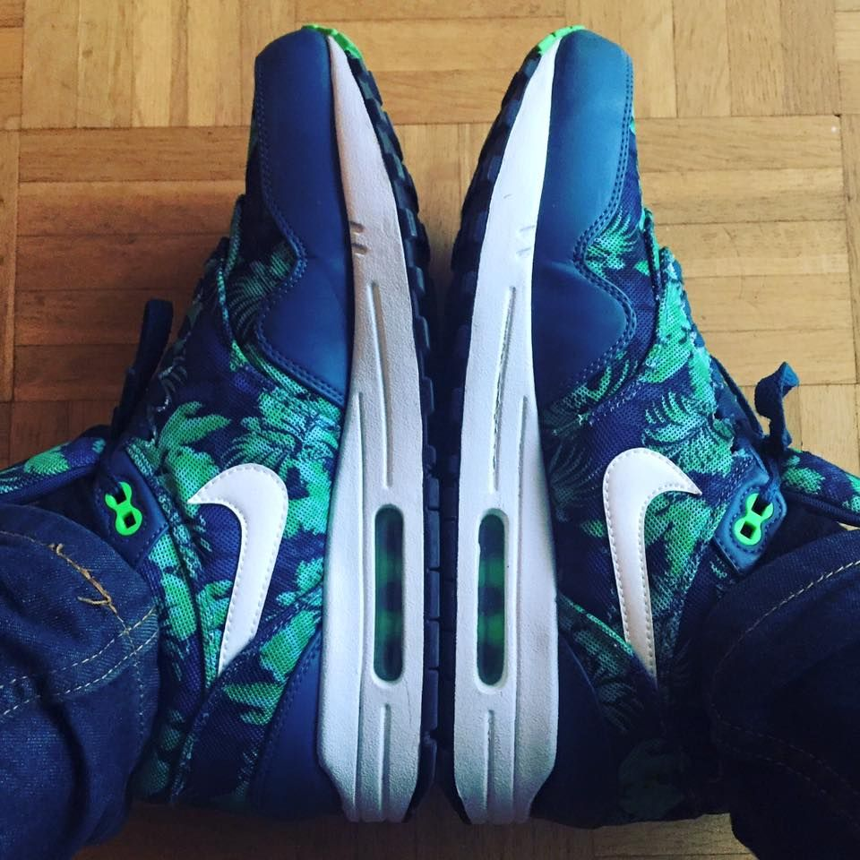 Flower Power Nike Air Max Gpx Im A Sneakers Addict Pinterest