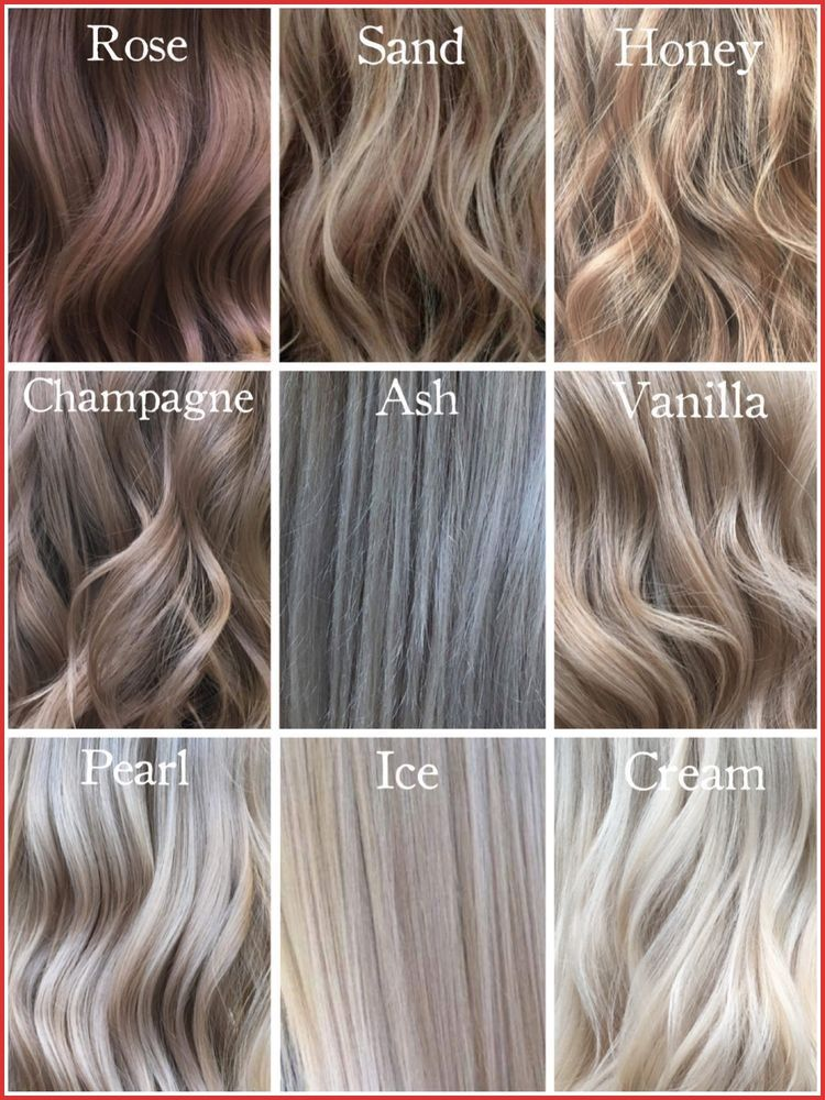 Vanilla Champagne Hair Color 125188 Blonde Shades Hairs Pinterest #champagneblondehair