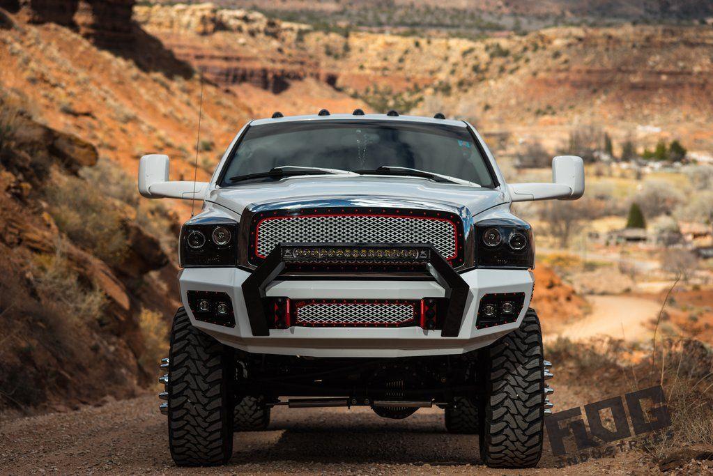 Dodge Ram HD (20062009) Steel Demon series front bumper