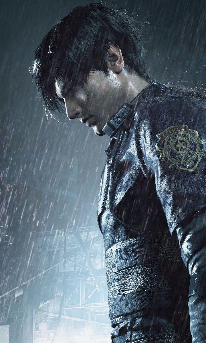 Leon Kennedy Resident Evil 2 Resident Evil Leon Resident Evil