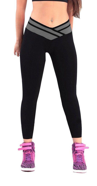 fb786414efb122 iLoveSIA® Women's Tights Capri Workout Leggings at Amazon Women's Clothing  store: