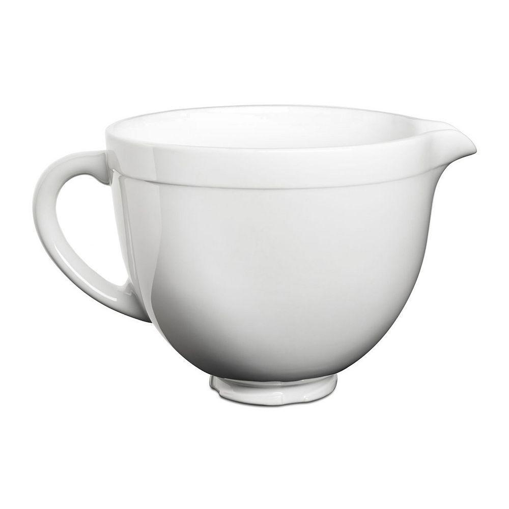 Kitchenaid 5 Qt Ceramic Stand Mixer Bowl Ceramic Bowls Kitchen
