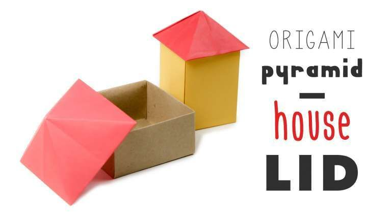 Paper House 3D - How to make an Origami House easy step by step ... | 431x767