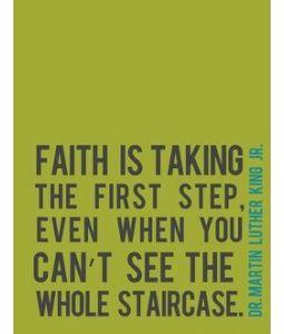 MLK Jr FAITH Printable Laura Winslow Photography 8x10