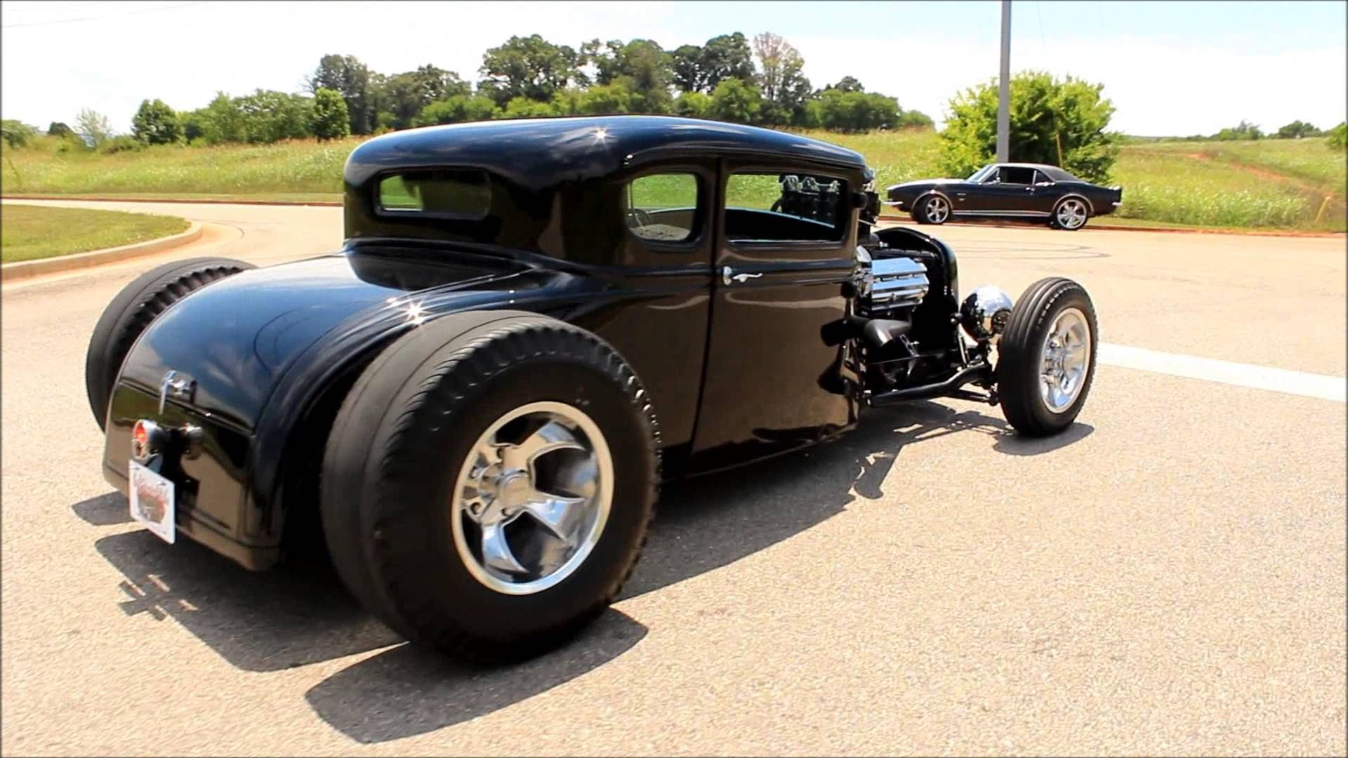 1930 ford model a rat rod coupe youtube trucks. Black Bedroom Furniture Sets. Home Design Ideas