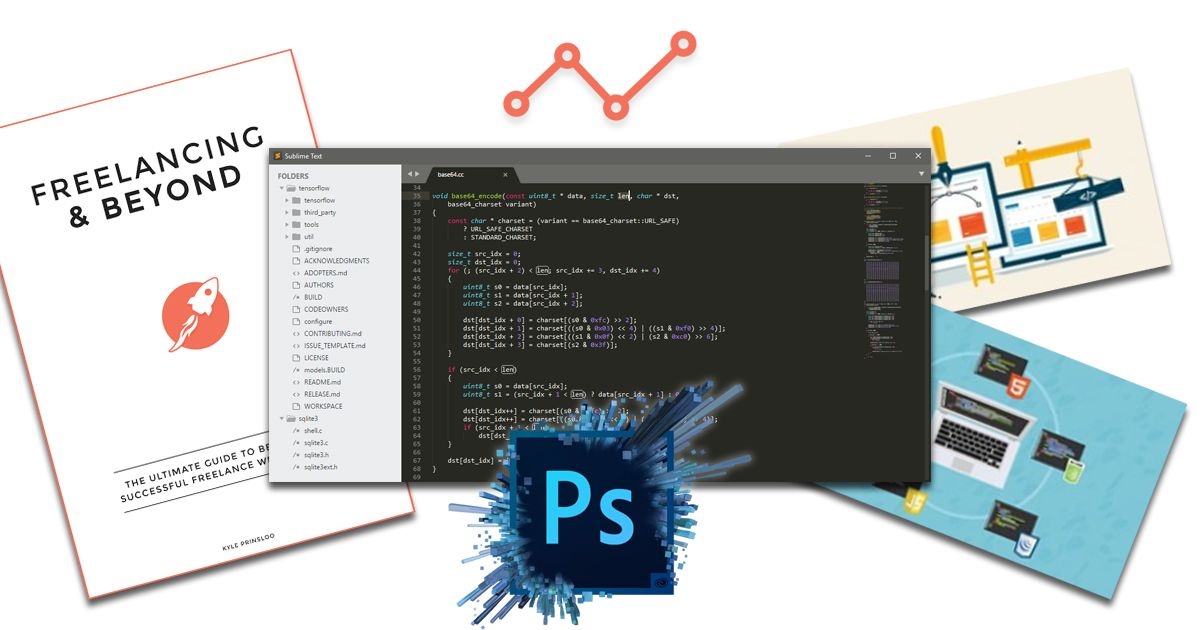 The Ultimate Web Designer Giveaway Free Licence For Sublime Text