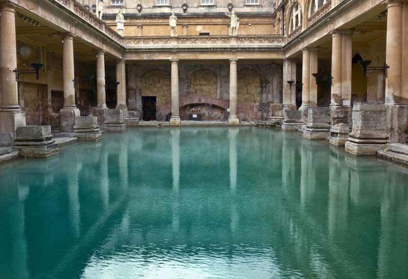 Ancient Roman Baths   Thermae, Baths Of   Caracalla, Diocletian, Trajan    Varna