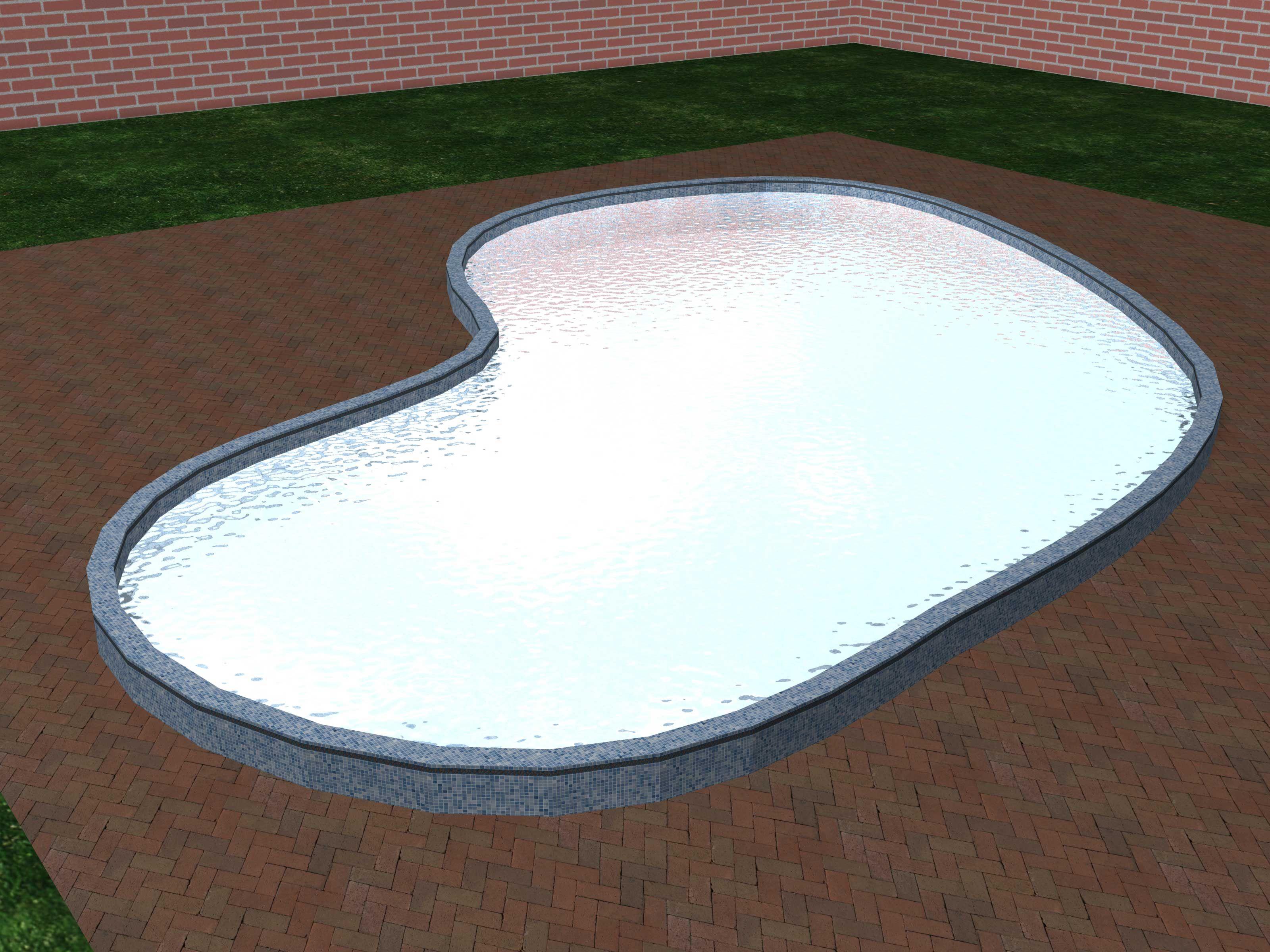 Build a Concrete Pool