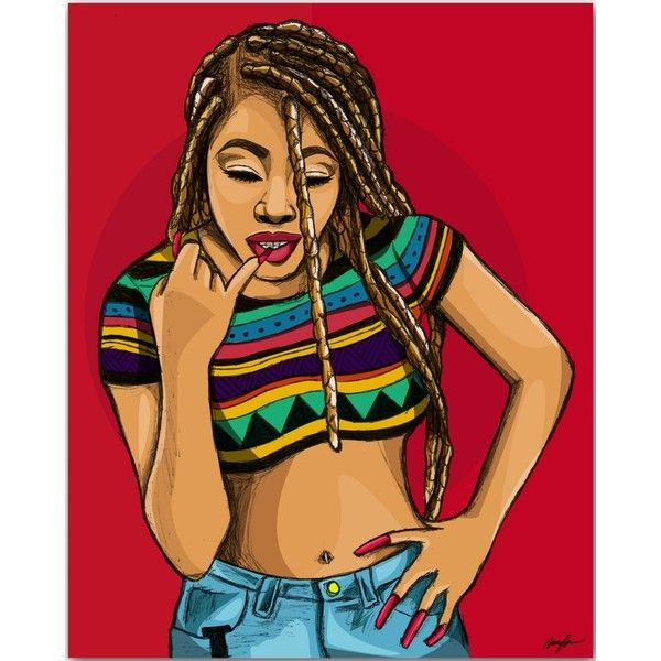 Hoochie Mama Print Trill Art Black Women Art Black Art I think my hairs falling out pic.twitter.com/ot0iexkxjt. pinterest