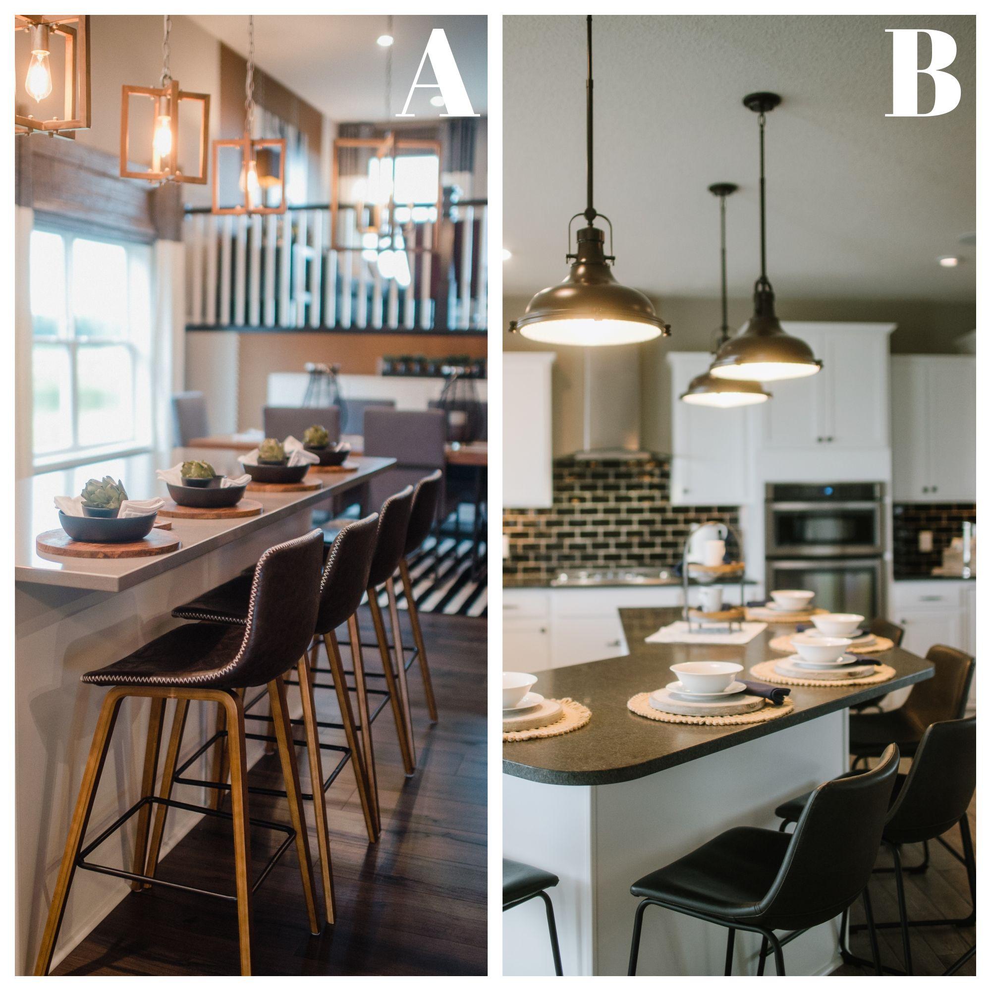 Kitchen options!! Minnesota home, New home construction