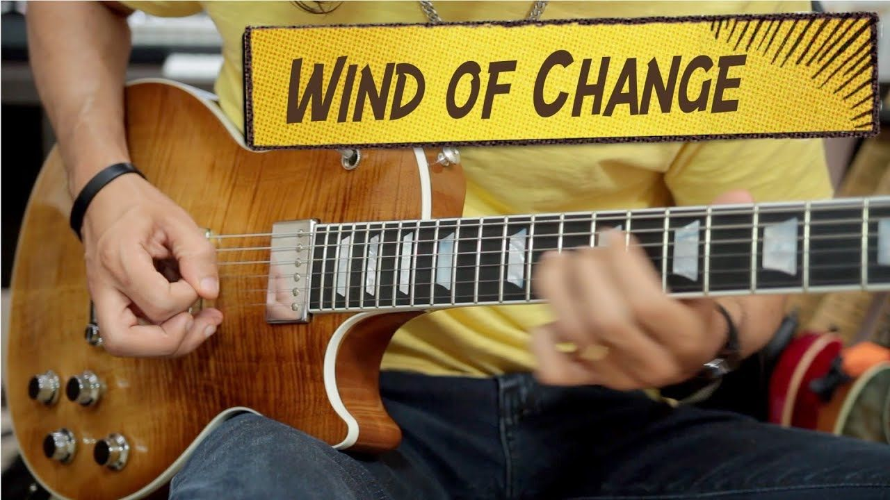 Scorpions - Wind of Change | Scorpions wind of change