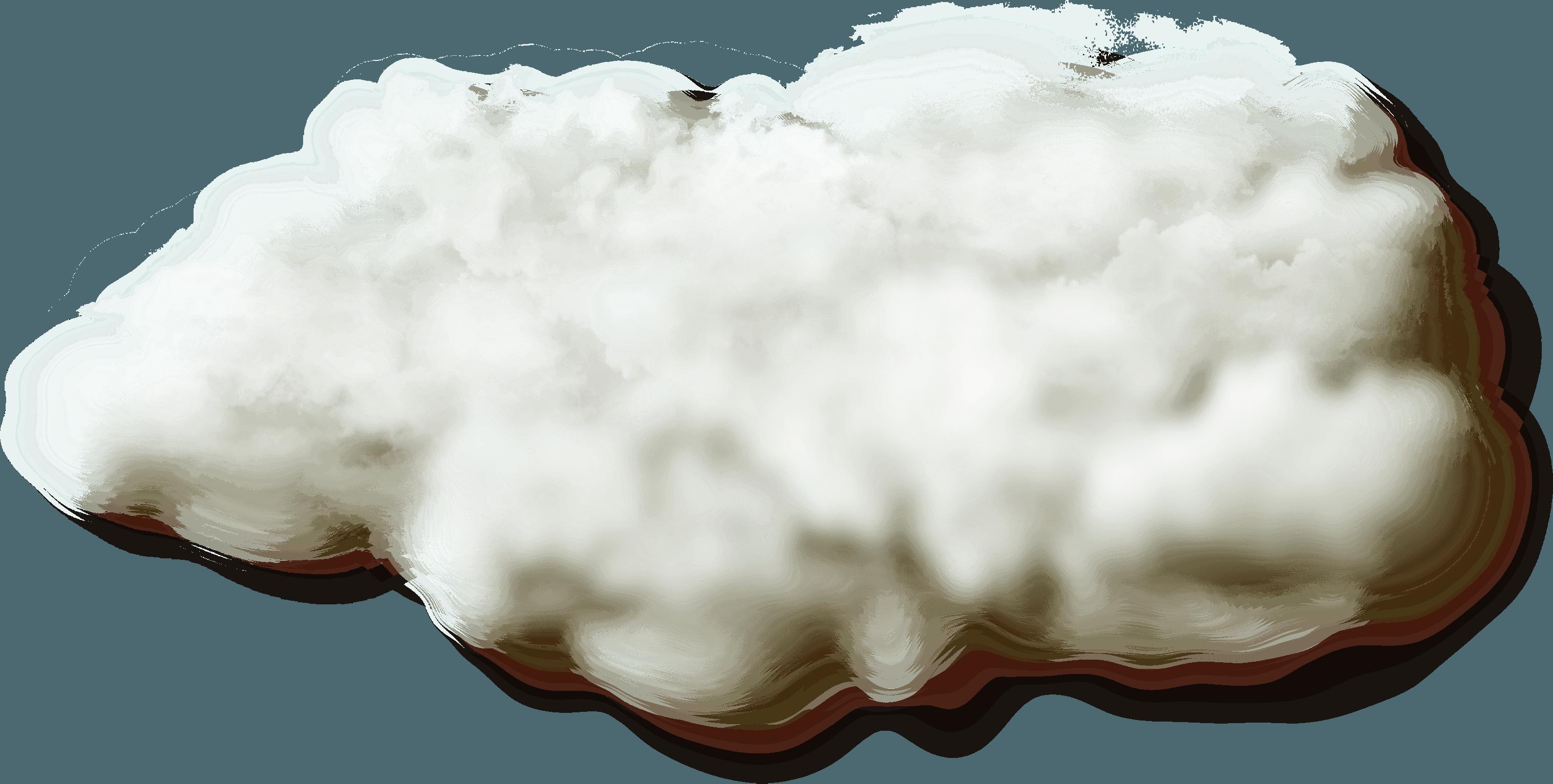 Download Hd Cloud Image In 2020 Fish In A Bag Clouds Logo Design Template