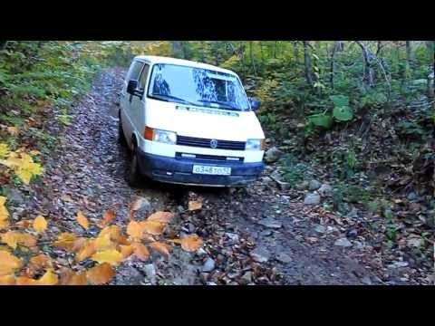 VW T-4 SYNCRO 2.4D 1998 #2 - YouTube