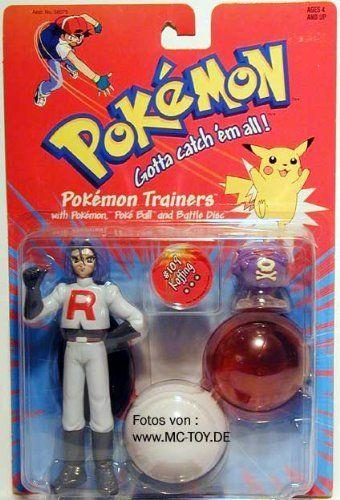 Pokemon Trainers Hasbro