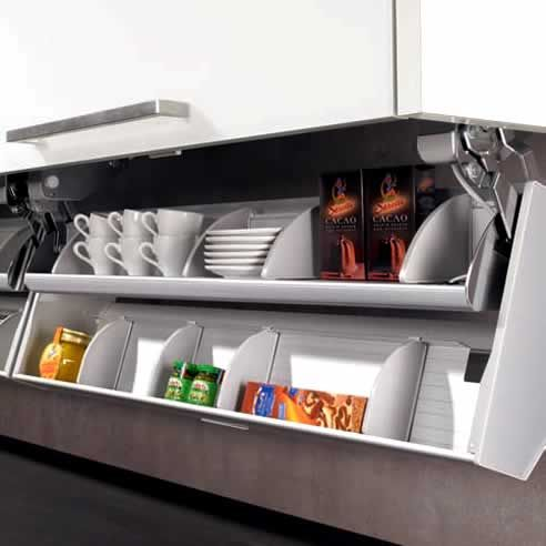 cosario kitchen storage system from hettich australia