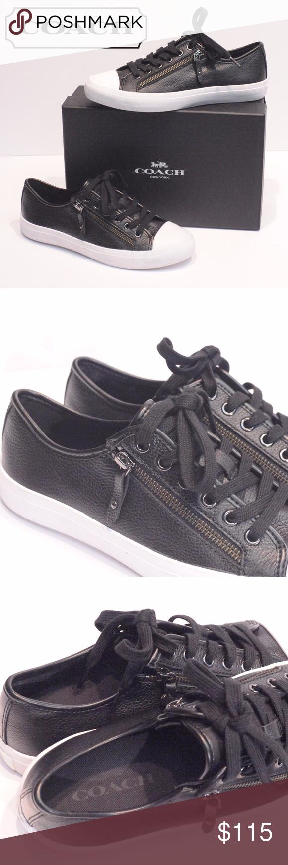 coach shoes converse style