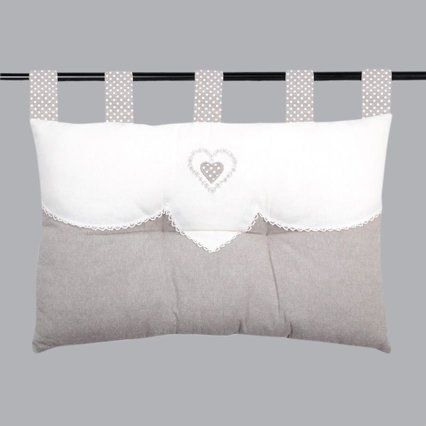 T Te De Lit 70 Cm Verone Lin Tete De Lit Bed Pillows Pillows