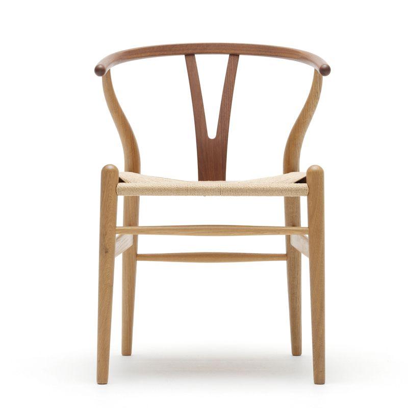 wegner stuhl ch 24 y wishbone chair spezial von wegner im designlager d lmen dining chair. Black Bedroom Furniture Sets. Home Design Ideas