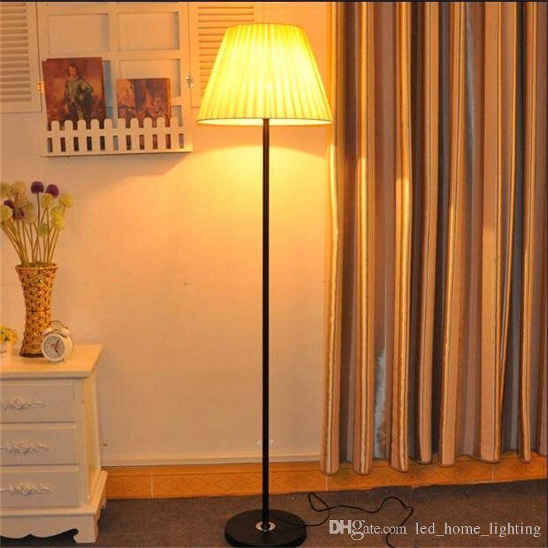 Modern Floor Lamps For Living Room Awesome 2019 Modern Floor Lamp Living Room Standing Lamp Bedroom Floor Light