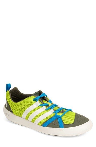 adidas 'CLIMACOOL® Boat Lace' Water Shoe (Men)   Nordstrom   Water ...