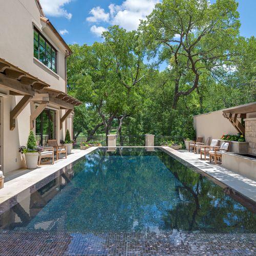 Fotos de piscinas | Diseños de piscinas | Zero Edge | piscina ...