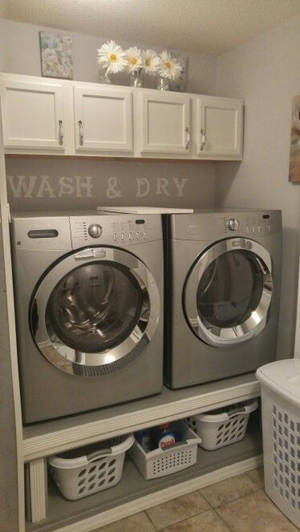 Photo of 30+ Minimalist And Small Laundry Room Ideas For Small Space