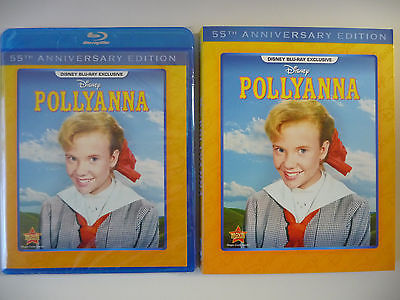 nice NEWSEALED - Pollyanna (2015) Disney Blu-ray Exclusive wslipcover - For Sale
