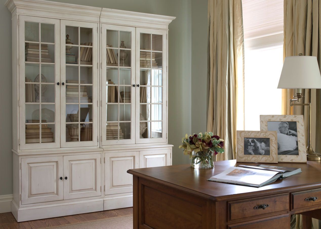Villa Double Library Bookcase | Bookcases