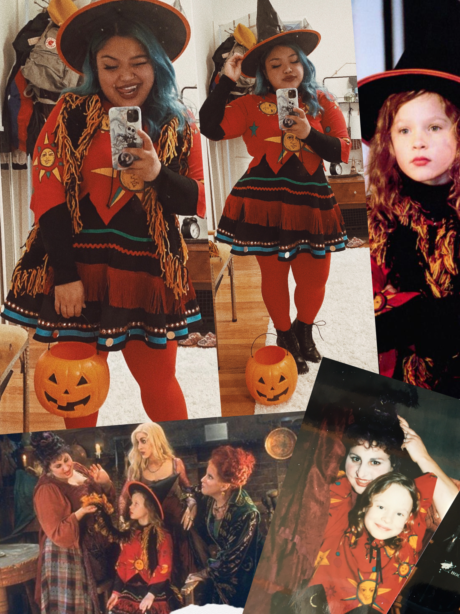 Dani Dennison In 2020 Hocus Pocus Costume Creative Costumes Halloween Costumes