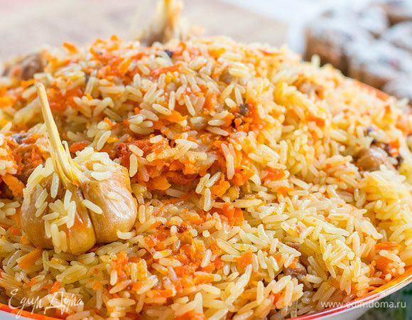 Вокруг света: национальные блюда из риса со всего мира ...