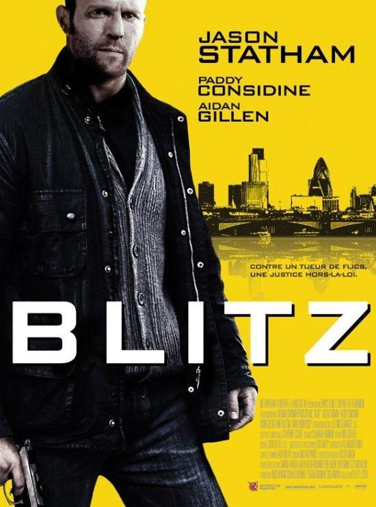 6 22 12 Blitz 2 5 5 Stars Jason Statham Jason Statham Movies Blitz Film
