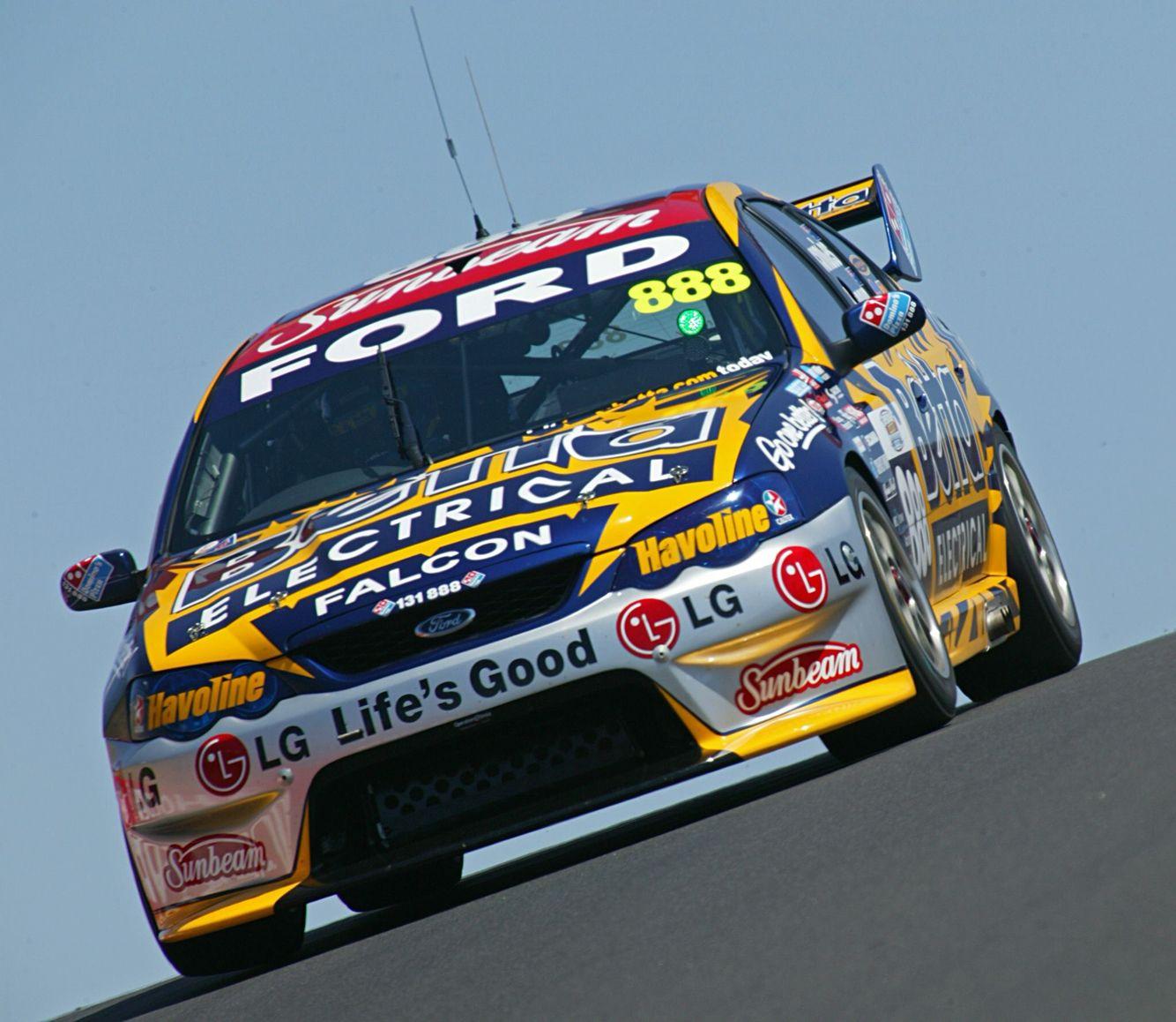 888 Craig Lowndes Jamie Whincup 2006 Bathurst 1000 Winners Super Cars Australian V8 Supercars Bathurst