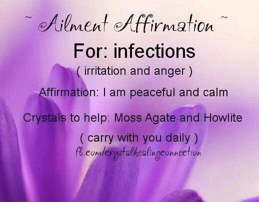 Crystals for Infections & ailments balancedwomensblog com | Healing