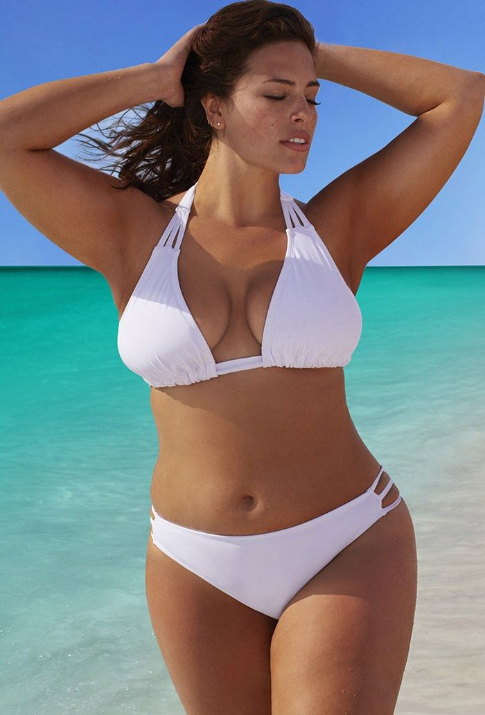 b4138e66c4c Swim Sexy The Beach Babe White Bikini