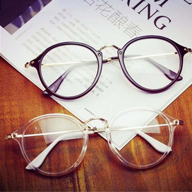 Kottdo 2018 mujeres retro miopía gafas femeninas vintage vidrios ...