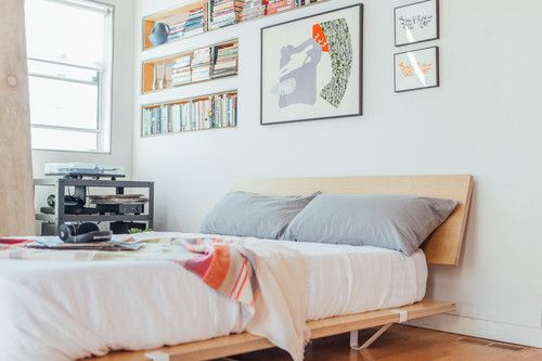 Your Favorite Modular Furniture Company Just Launched A Headboard