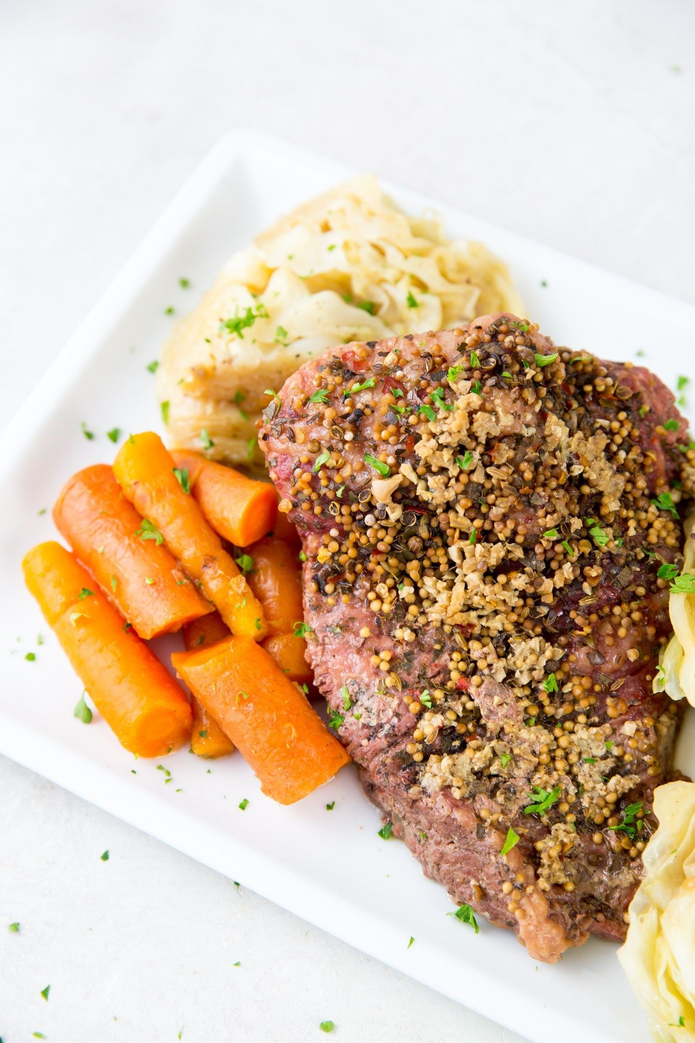 Pressure Cooker Corned Beef And Cabbage Recipe Pressure Cooker