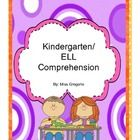 Let's push our readers!  In this download you will have ****20 pages*** of basic comprehension.This set of worksheets allows beginning readers to...