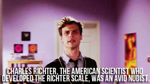 Dr Spencer Reid's facts | Nerdy and I Know It | Criminal