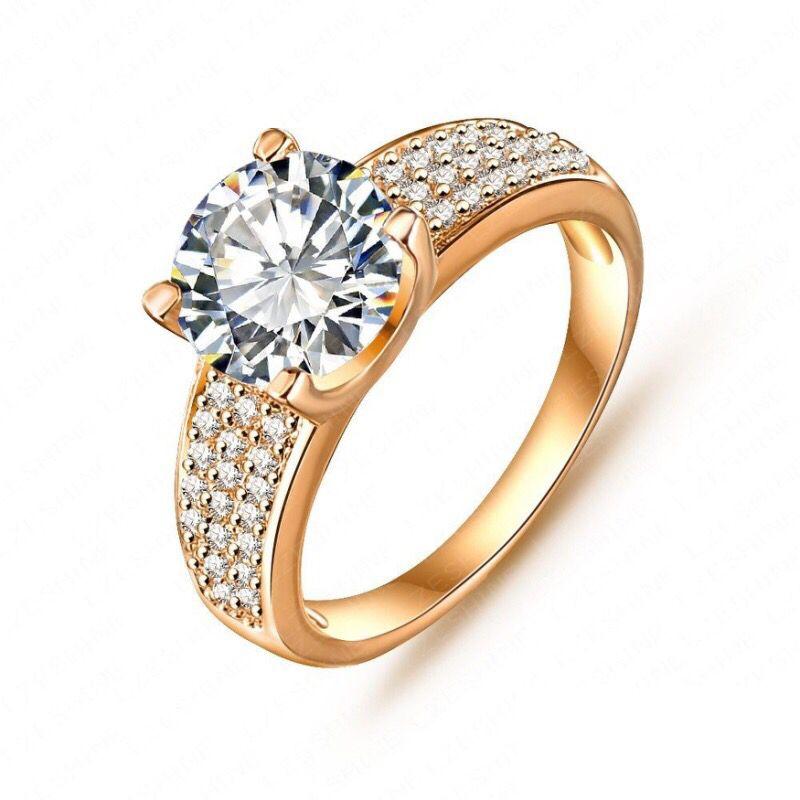 Сохраненное фото | Женские кольца, Золотое кольцо ...