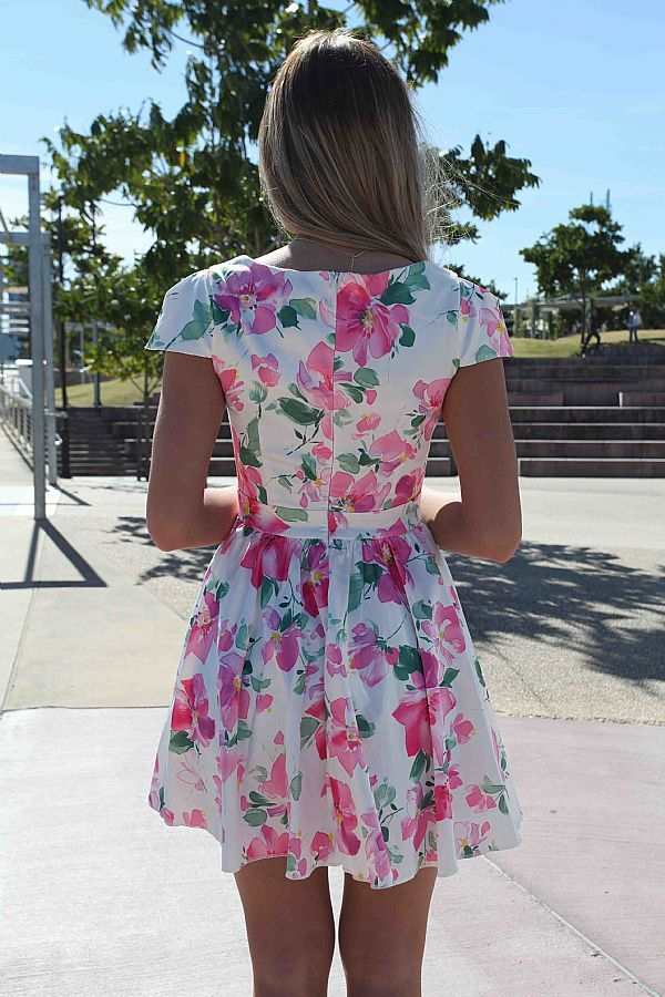 WATER ROSIE DRESS-Sold Out , DRESSES, $30 SALE,,Minis,40% OFF Australia, Queensland, Brisbane