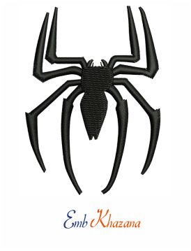 Spider Man Venom Miles Morales Logo Embroidery Design Embroidery Logo Embroidery Designs Spiderman