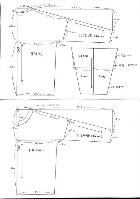 12.jpg (1000×1427) | chaqueta anun | Pinterest | Patrones faciles ...