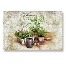 Fussmatte Summer Garden Bestellen The British Shop Englisches