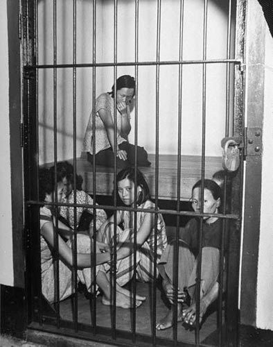 The Vietnam French Indochina Post Ww Ii Part One 1945 1949 Jail Cell Victorian Prison Vietnam