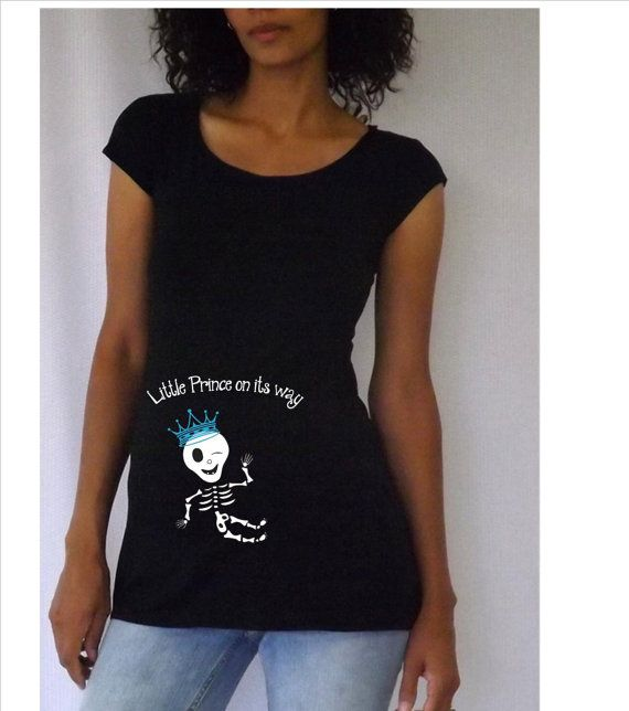 597b26e2e0956 Funnycute maternity Shirt with baby prince by DJammarMaternity, $29.99