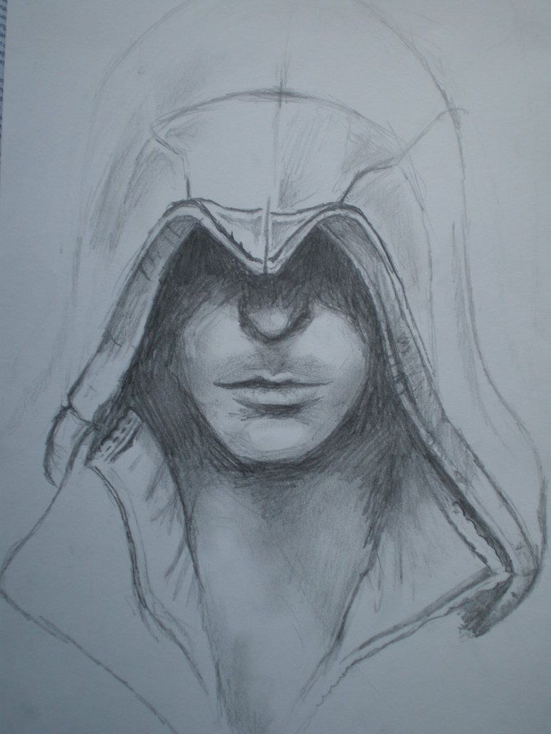 Assassins Creed Drawing Drawings Assassins Creed Creed