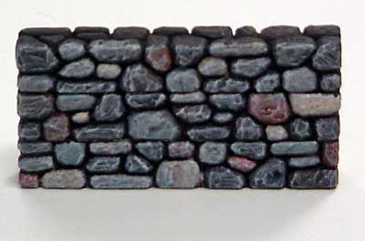how to: a variety of colorways to paint stone walls